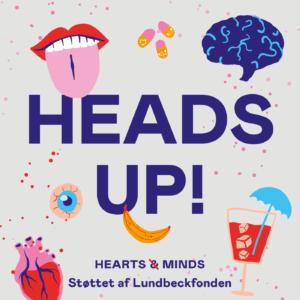 Heads up podcast om sundhed kroppen hjernen